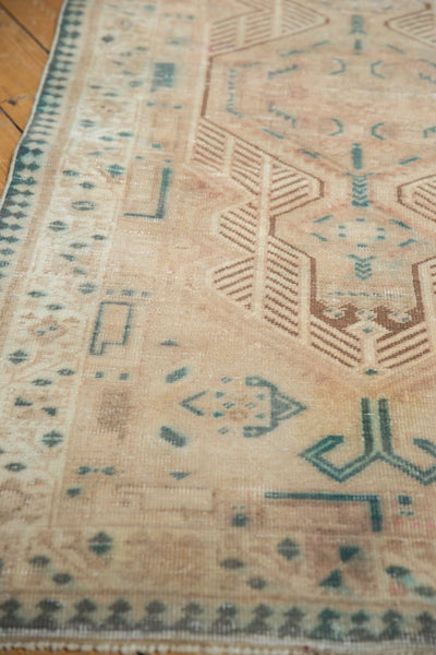Vintage Distressed Serab Rug Runner / Item ee003515 image 11