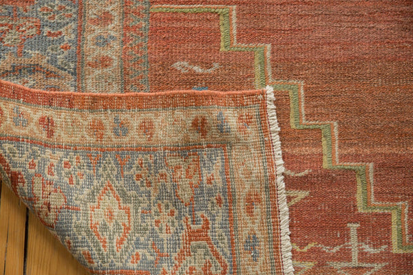 Vintage Distressed Mahal Carpet / Item ee003539 image 12
