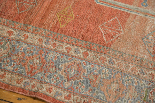 Vintage Distressed Mahal Carpet / Item ee003539 image 14