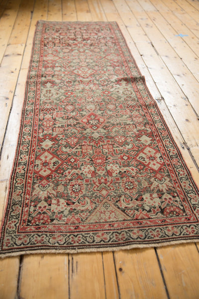 Antique Malayer Rug Runner / Item ee003542 image 5