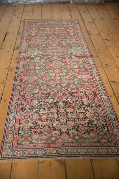 Antique Malayer Rug Runner / Item ee003542 image 10