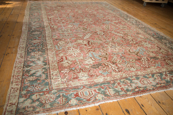 Vintage Distressed Heriz Carpet / Item ee003543 image 11