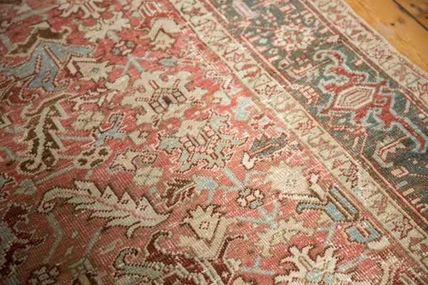 Vintage Distressed Heriz Carpet / Item ee003543 image 13