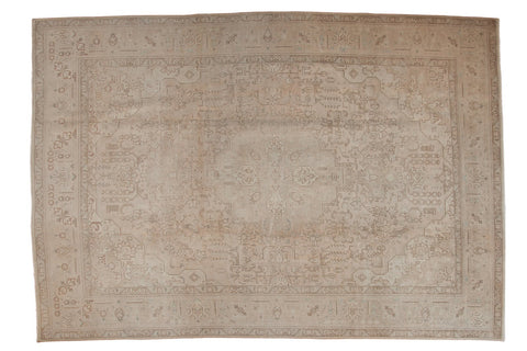 Vintage Distressed Sivas Carpet / ONH item ee003575