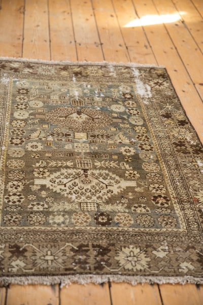 Vintage Distressed Malayer Rug / ONH item ee003582 Image 3