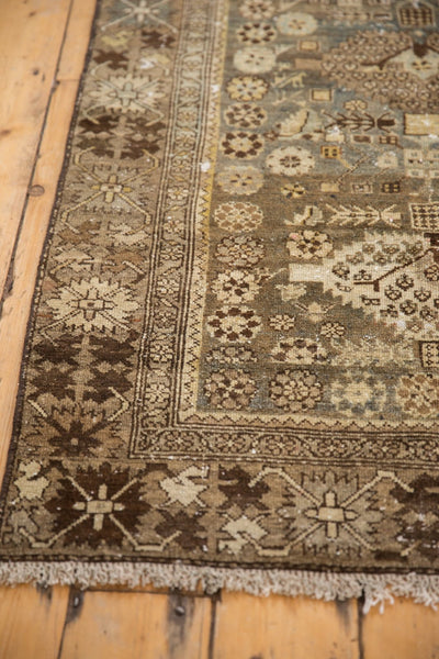 Vintage Distressed Malayer Rug / ONH item ee003582 Image 4