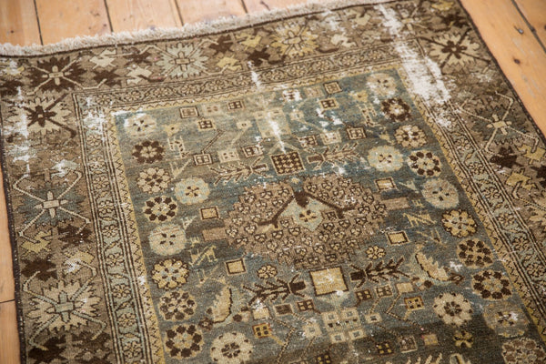Vintage Distressed Malayer Rug / ONH item ee003582 Image 5