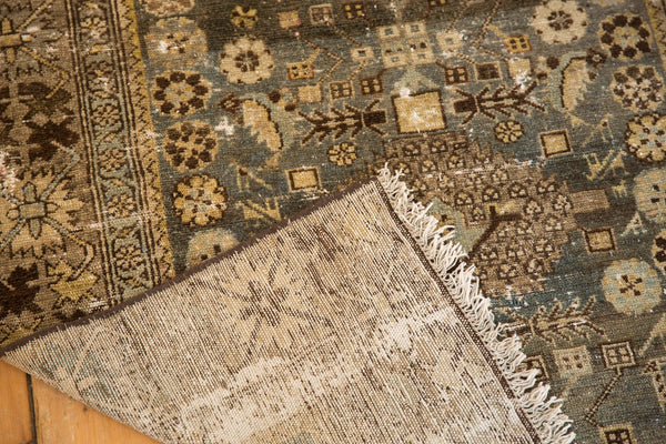 Vintage Distressed Malayer Rug / ONH item ee003582 Image 9