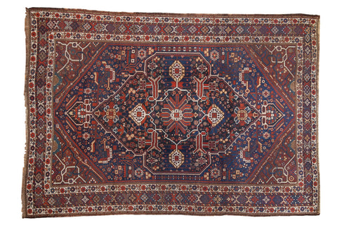 Vintage Shiraz Carpet / ONH item ee003598