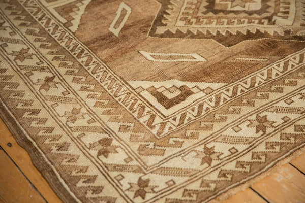 Vintage Distressed Oushak Carpet / ONH item ee003618 Image 8