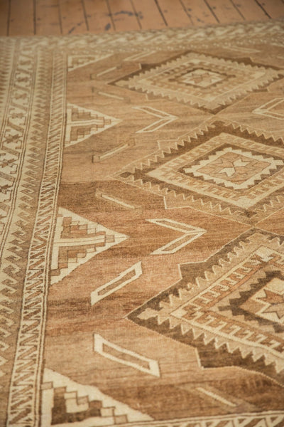 Vintage Distressed Oushak Carpet / ONH item ee003618 Image 9