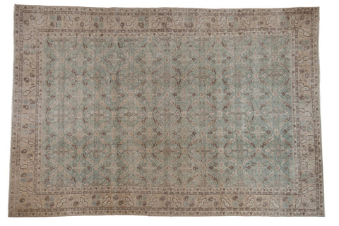 Vintage Distressed Sparta Carpet / ONH item ee003620