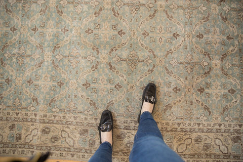 Vintage Distressed Sparta Carpet / ONH item ee003620 Image 1