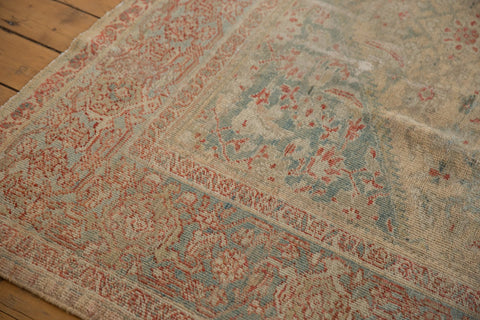 Antique Distressed Sultanabad Carpet / ONH item ee003622 Image 1