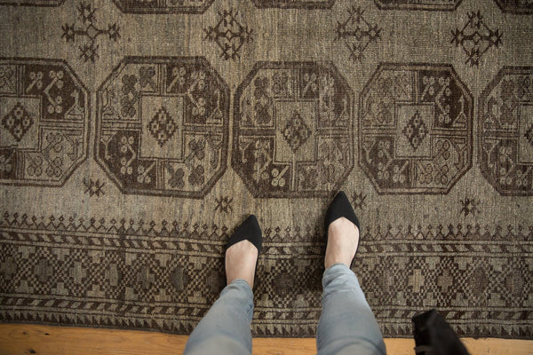 Vintage Distressed Ersari Carpet / ONH item ee003640 Image 1