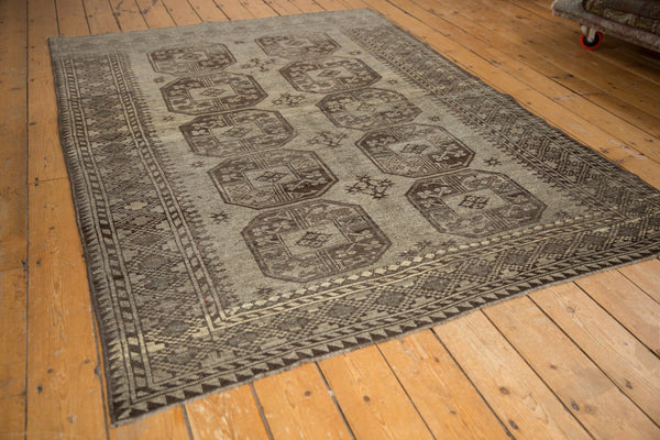 Vintage Distressed Ersari Carpet / ONH item ee003640 Image 3