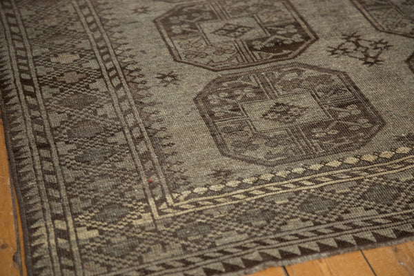 Vintage Distressed Ersari Carpet / ONH item ee003640 Image 4