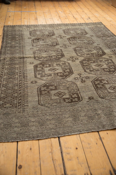 Vintage Distressed Ersari Carpet / ONH item ee003640 Image 6