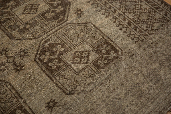Vintage Distressed Ersari Carpet / ONH item ee003640 Image 8