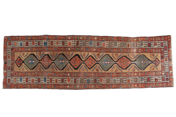 Antique Serab Rug Runner / ONH item ee003643