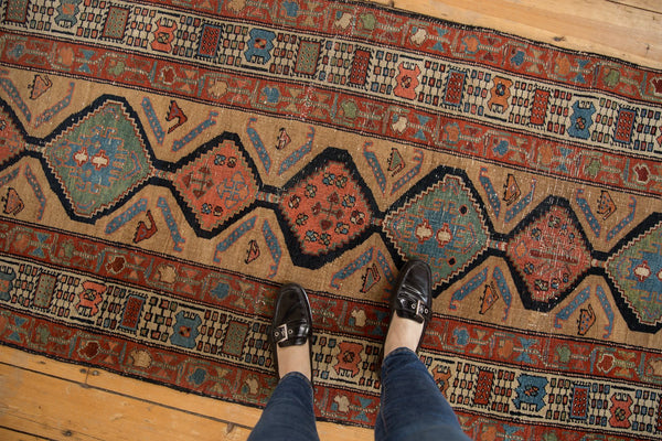 Antique Serab Rug Runner / ONH item ee003643 Image 1