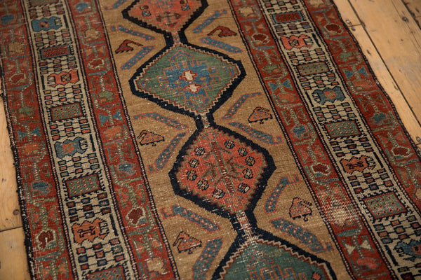 Antique Serab Rug Runner / ONH item ee003643 Image 10