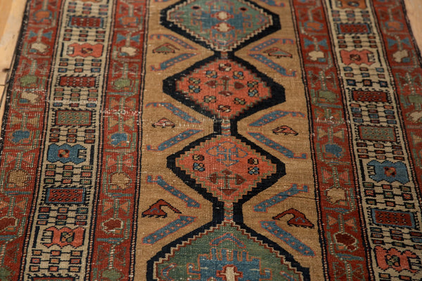 Antique Serab Rug Runner / ONH item ee003643 Image 11