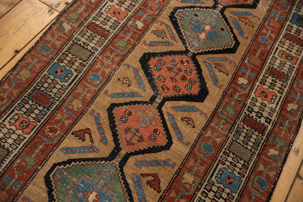 Antique Serab Rug Runner / ONH item ee003643 Image 13