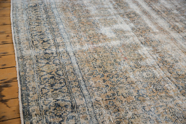 Vintage Distressed Kashan Carpet / ONH item ee003650 Image 3