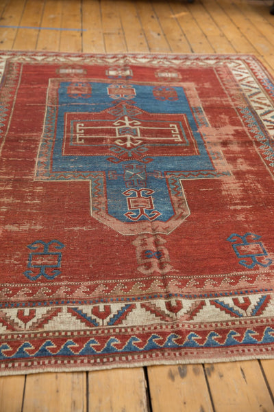 Antique Kazak Carpet / ONH item ee003687 Image 4