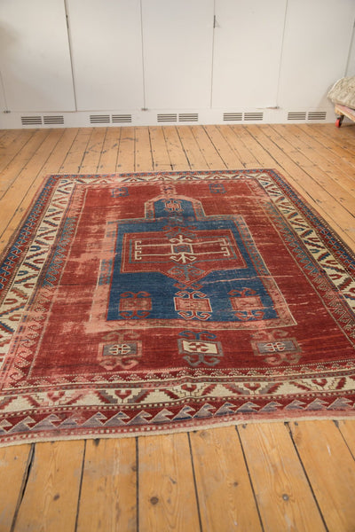 Antique Kazak Carpet / ONH item ee003687 Image 6