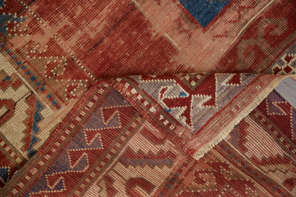Antique Kazak Carpet / ONH item ee003687 Image 8
