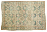 Vintage Distressed Sivas Carpet / ONH item ee003725