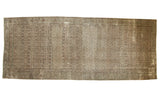 6.5x16 Vintage Distressed Hamadan Rug Runner // ONH Item ee003752