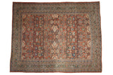 10.5x13.5 Antique Sultanabad Carpet // ONH Item ee004014
