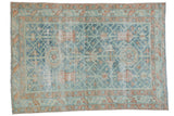 3x4.5 Vintage Distressed Malayer Rug // ONH Item ee004093