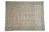 7x9 Vintage Distressed Mehrivan Carpet // ONH Item ee004098