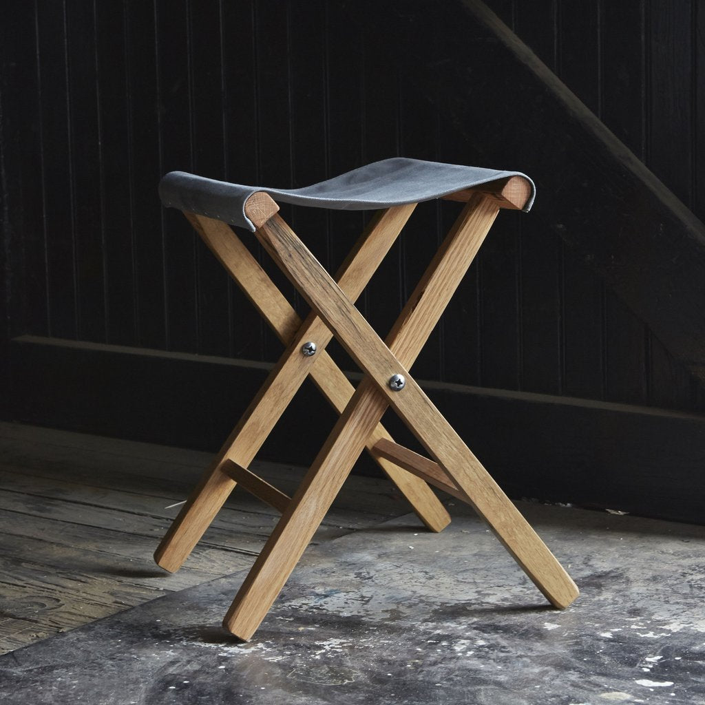Peg and Awl Expedition Stool // ONH Item 4763