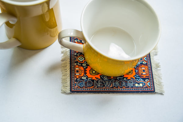Bokhara Coaster Set - Old New House