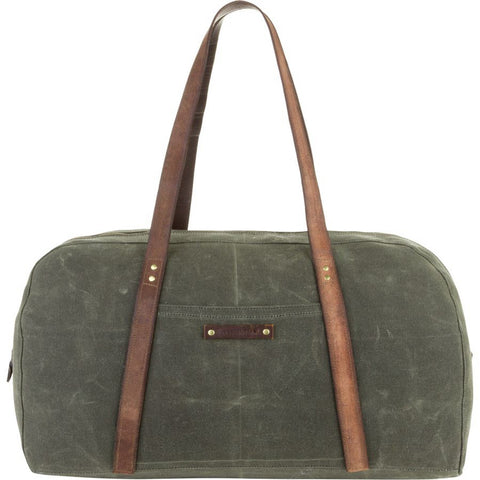 Peg and Awl Journey Duffle Bag Moss - Old New House