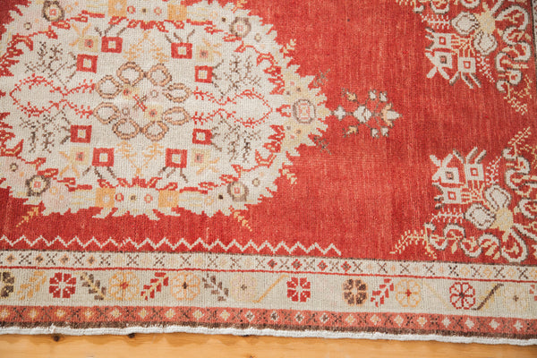 3x6 Vintage Red Rug Runner - Old New House