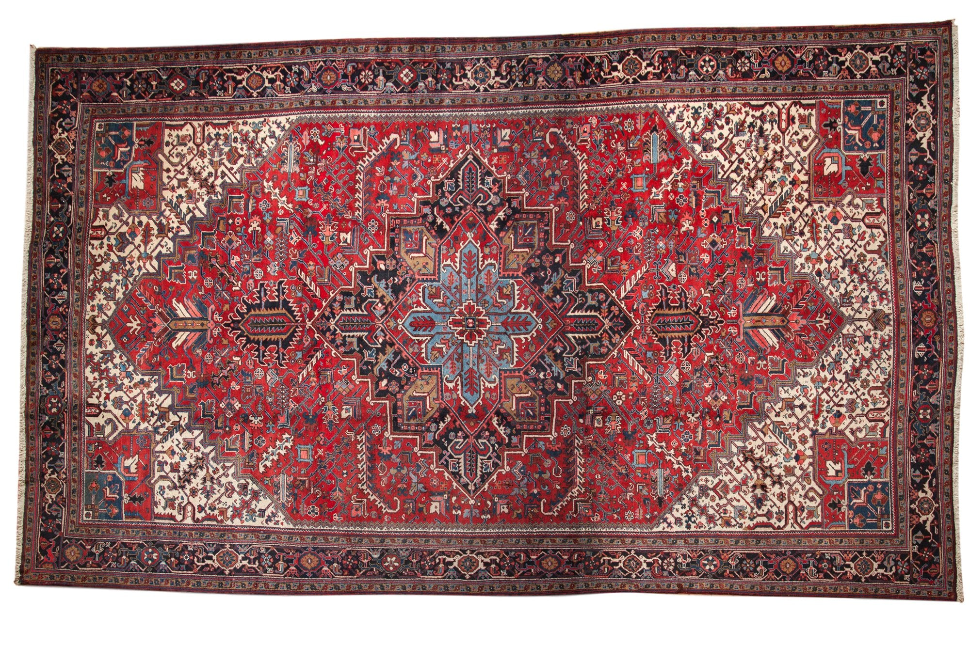 12x19 5 Vintage Mehrivan Carpet Onh Item Mc001199