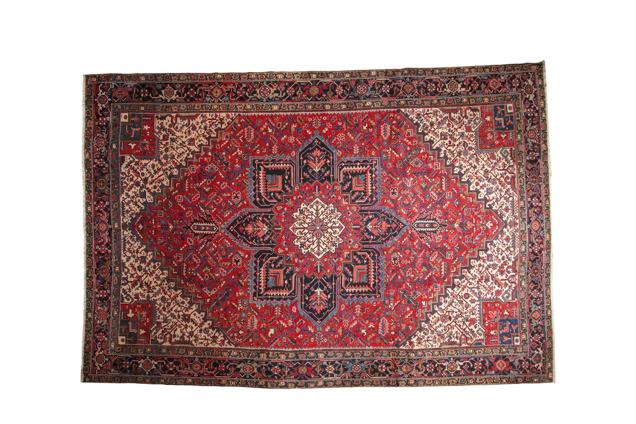 11x16 Vintage Mehrivan Carpet // ONH Item mc001200
