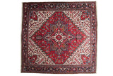 11x12 Vintage Mehrivan Square Carpet // ONH Item mc001204