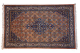 6x10 Vintage Ardebil Carpet // ONH Item mc001294