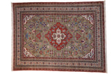 8.5x11.5 Vintage Ardebil Carpet // ONH Item mc001299