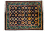 8x10 Vintage Agra Carpet // ONH Item mc001896