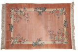 4x6 Vintage Contemporary Art Deco Rug // ONH Item mc001899