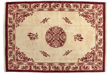 10x14 Vintage Indian Peking Design Carpet // ONH Item mc001902