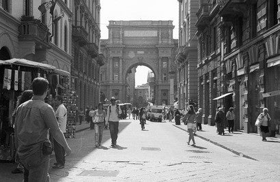 Florence Italy Melissa Dilmaghani Original Photograph - Old New House